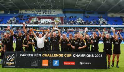 Challenge Cup Final 2002-2003