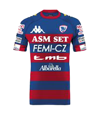 Femi-CZ Rugby Rovigo Home Kit