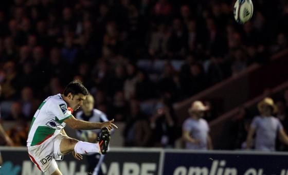 Premier succès européen pour Biarritz qui remporte la Amlin Challenge Cup aux dépends de Toulon (21-18). Après deux finales malheureuses en H Cup