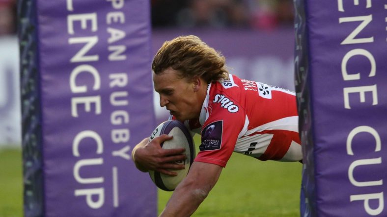 Billy Twelvetrees inspired his Gloucester Rugby side to end a nine year wait for a second European title as he scored a first-half try to send them on their way to a 19-13 victory over Edinburgh Rugby. - 01/05/2015 20:39
