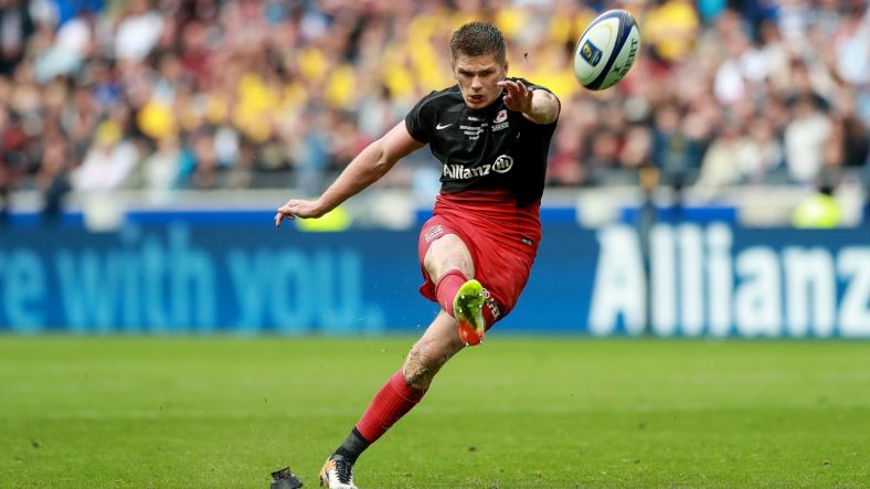 Saracens finally have their name etched onto the European Rugby Champions Cup after Owen Farrell booted them to a 21-6 triumph over Racing 92 in Lyon. - 14/05/2016 18:39