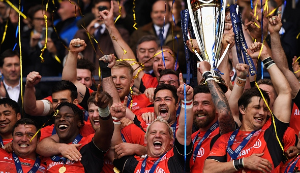 Saracens secured a 28-17 victory over ASM Clermont Auvergne in a thrilling European Rugby Champions Cup final at BT Murrayfield that entertained from first minute to last. - 13/05/2017 18:36