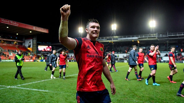 Munster Rugby will look to wrap up Pool 4 and secure a European Rugby Champions Cup quarter-final berth as they welcome Castres Olympique to Thomond Park on Sunday