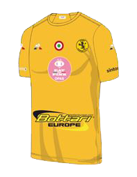 Rugby Viadana Away Kit