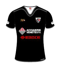 Argos Rugby Petrarca Home Kit