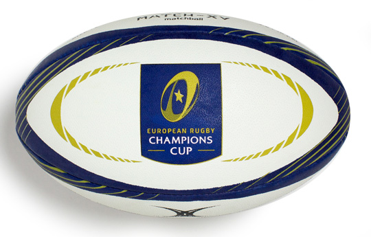 European Rugby Champions Cup - Ball - 2014-2015 (View 2)