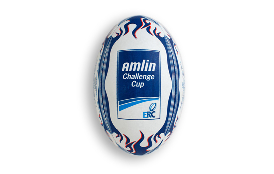 Amlin Challenge Cup - Ball - 2010-2011