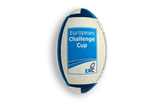 European Challenge Cup - Ball - 2003-2009