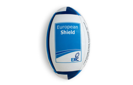 European Shield - Ball - 2003-2005