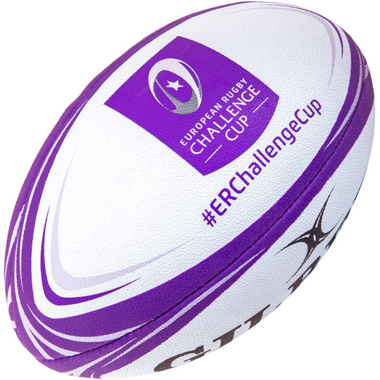 European Rugby Challenge Cup - Ball - 2017-2018 (View 2)