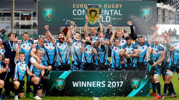 Finale de l'European Rugby Continental Shield