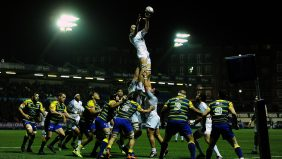 Giornata 5 dell'European Rugby Challenge Cup