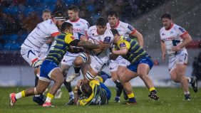 Giornata 3 dell'European Rugby Challenge Cup