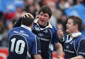 Watch highlights of Leinster v Edinburgh Heineken Cup Pool 6 round 3 match from Sky Sports. - 13/12/2007 14:14
