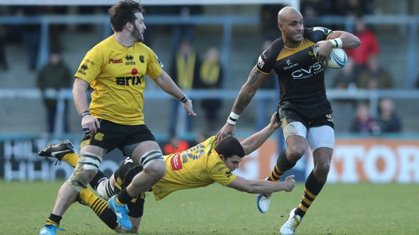 European Rugby Champions Cup quarter-finalists Scarlets have signed Challenge Cup all-time leading try scorer Tom Varndell from Bristol Rugby until the end of the season. - 07/03/2018 11:43