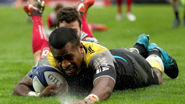 European Rugby Champions Cup quarter-finalists ASM Clermont Auvergne and La Rochelle clash in TOP 14 action on Sunday