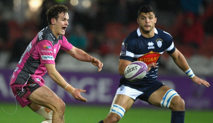 Gloucester Rugby set up a winner-takes-all clash with Pau at Kingsholm next Friday night after securing a bonus-point victory over Agen in south-west France. - 12/01/2018 21:01