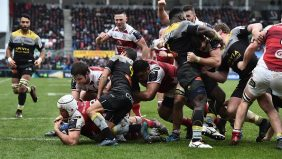 Ulster Rugby's dreams of reaching the knockout stages of the European Rugby Champions Cup received a significant boost on Saturday afternoon as they leapfrogged La Rochelle with a 20-13 victory in front of a raucous Kingspan Stadium crowd. - 13/01/2018 15:19