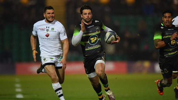 Northampton Saints blew Pool 2 of the European Rugby Champions Cup wide open with their first victory of the competition