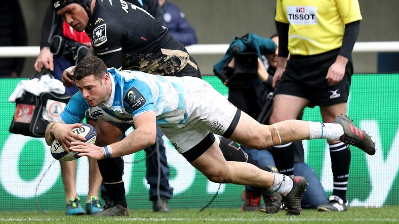 Leinster finished Champions Cup Pool 3 with a 100% record and top seeding in the quarter-finals as they knocked Montpellier out of the competition. - 20/01/2018 15:30