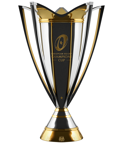 European Rugby Champions Cup Trophy - 2014-Present
