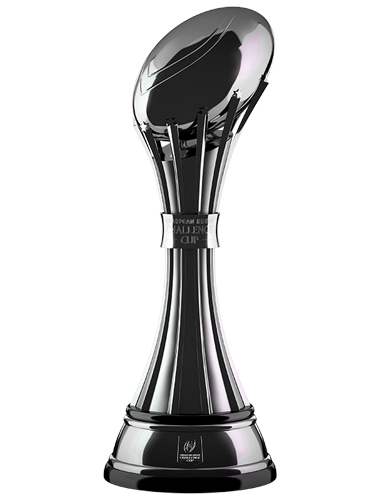 European Rugby Challenge Cup Trophy