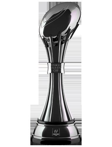 TROPHEE DE L'EUROPEAN RUGBY CHALLENGE CUP - DE 2014 A AUJOURD'HUI