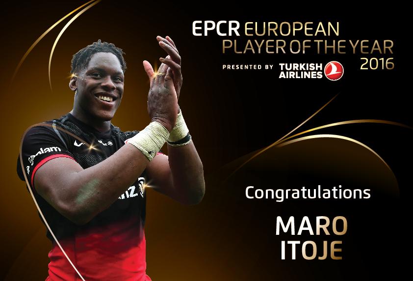 2016 - Maro Itoje
