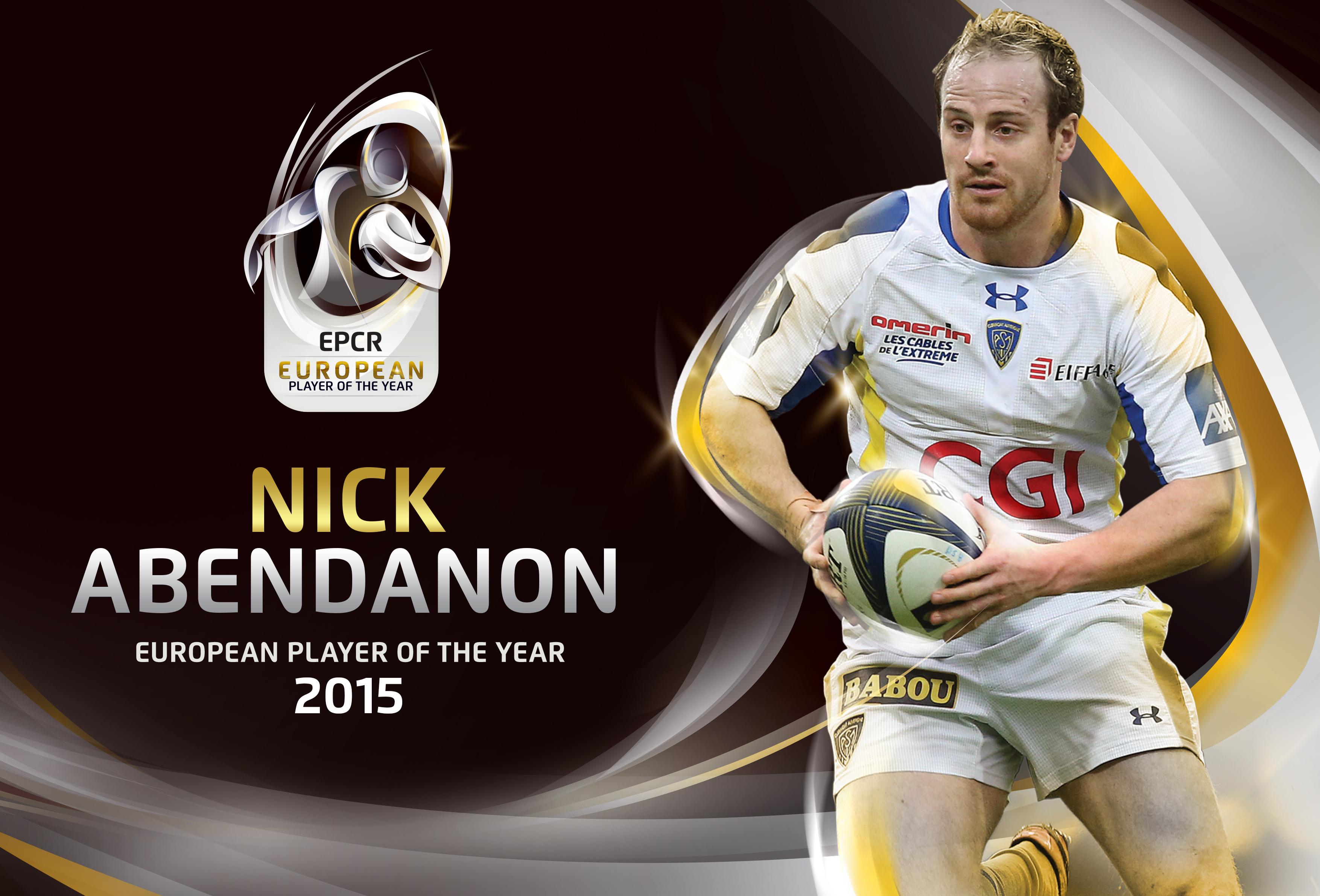 2014-2015 - Nick Abendanon