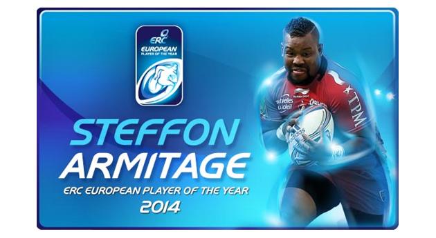 2013-2014 - Steffon Armitage