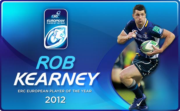 2011-2012 - Rob Kearney