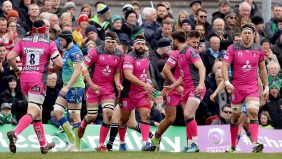 Gloucester Rugby stayed on target for their third European Rugby Challenge Cup final appearance in four years by beating Connacht Rugby 33-28 in a thriller in Ireland on Saturday to reach the semi-finals. - 02/04/2018 10:06