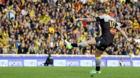 "La Rochelle fly-half Ryan Lamb says his club are ""buzzing"" ahead of their maiden European Rugby Champions Cup quarter-final against Scarlets on Friday at Parc y Scarlets. - 30/03/2018 00:05"