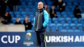 """Leinster Rugby senior coach Stuart Lancaster believes that the Irish province's European Rugby Champions Cup quarter-final with Saracens at the Aviva Stadium in Dublin on Sunday is """"international rugby in all but name"""". - 28/03/2018 15:01"""