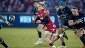 Two European Rugby Champions Cup quarter-finalists meet at Thomond Park on Saturday as Munster Rugby host Scarlets in the Guinness PRO14. - 23/03/2018 15:14