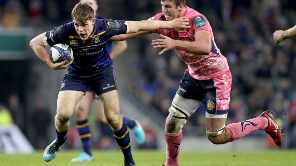 Players from Leinster Rugby