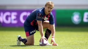 Stade Français Paris will be hoping lightning strikes twice in the European Rugby Challenge Cup on Friday night when they travel to face Pool 3 winners Pau at Stade du Hameau
