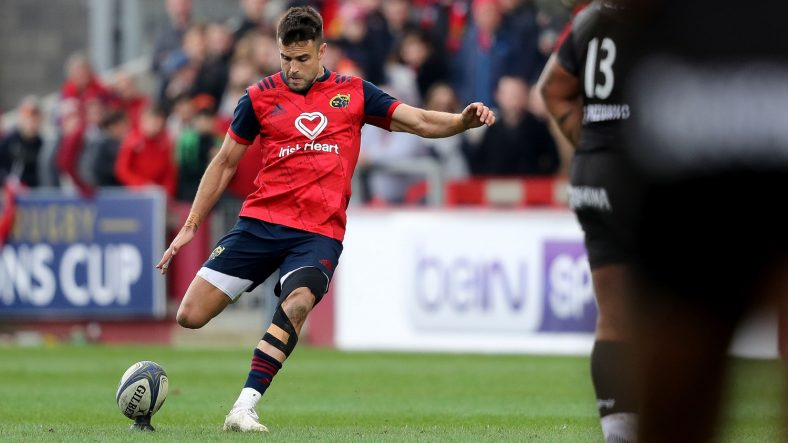 Two-times European Rugby Champions Cup winners Munster Rugby edged a nail-biting 20-19 triumph over RC Toulon in a titanic continental tussle in front of a partisan Thomond Park faithful on Saturday. - 31/03/2018 17:41