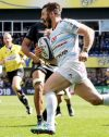 European Rugby Champions Cup Quarter Final Highlights: ASM Clermont Auvergne 17 - 28 Racing 92 - 01/04/2018 16:06
