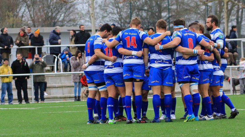 """Heidelberger RK scrum-half Sean Armstrong has admitted that reaching the European Rugby Continental Shield final against Enisei-STM next week """"was nothing more than a dream"""" at the start of the season. - 06/05/2018 14:00"""