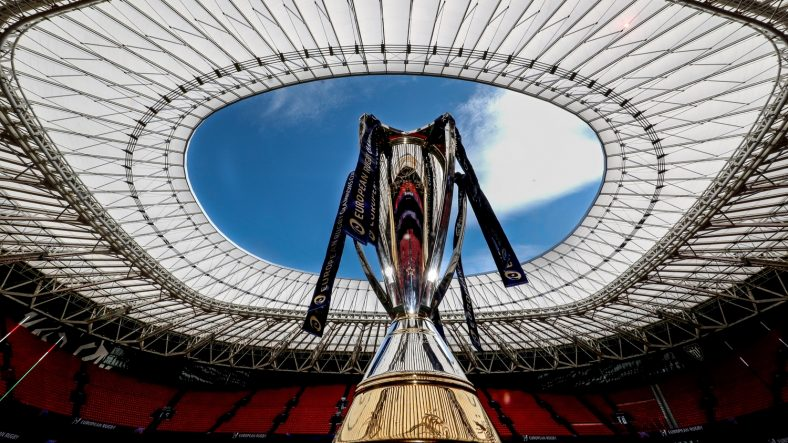 Leinster Rugby and Racing 92 will contest the first European Rugby Champions Cup final to be held outside of Europe's traditional rugby territories on Saturday