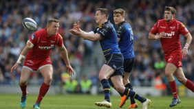 European Rugby Champions Cup Semi Final Highlights: Leinster Rugby 38 - 16 Scarlets - 21/04/2018 17:47