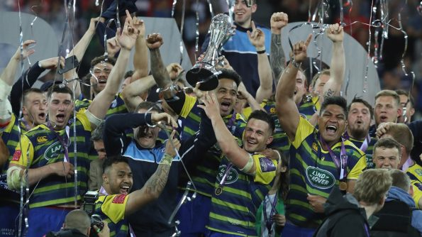 European Rugby Challenge Cup Final
