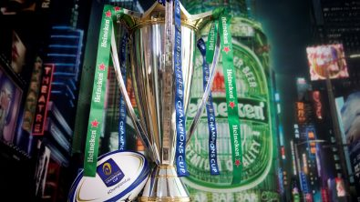 Heineken torna in qualità di Title Partner della Champions Cup