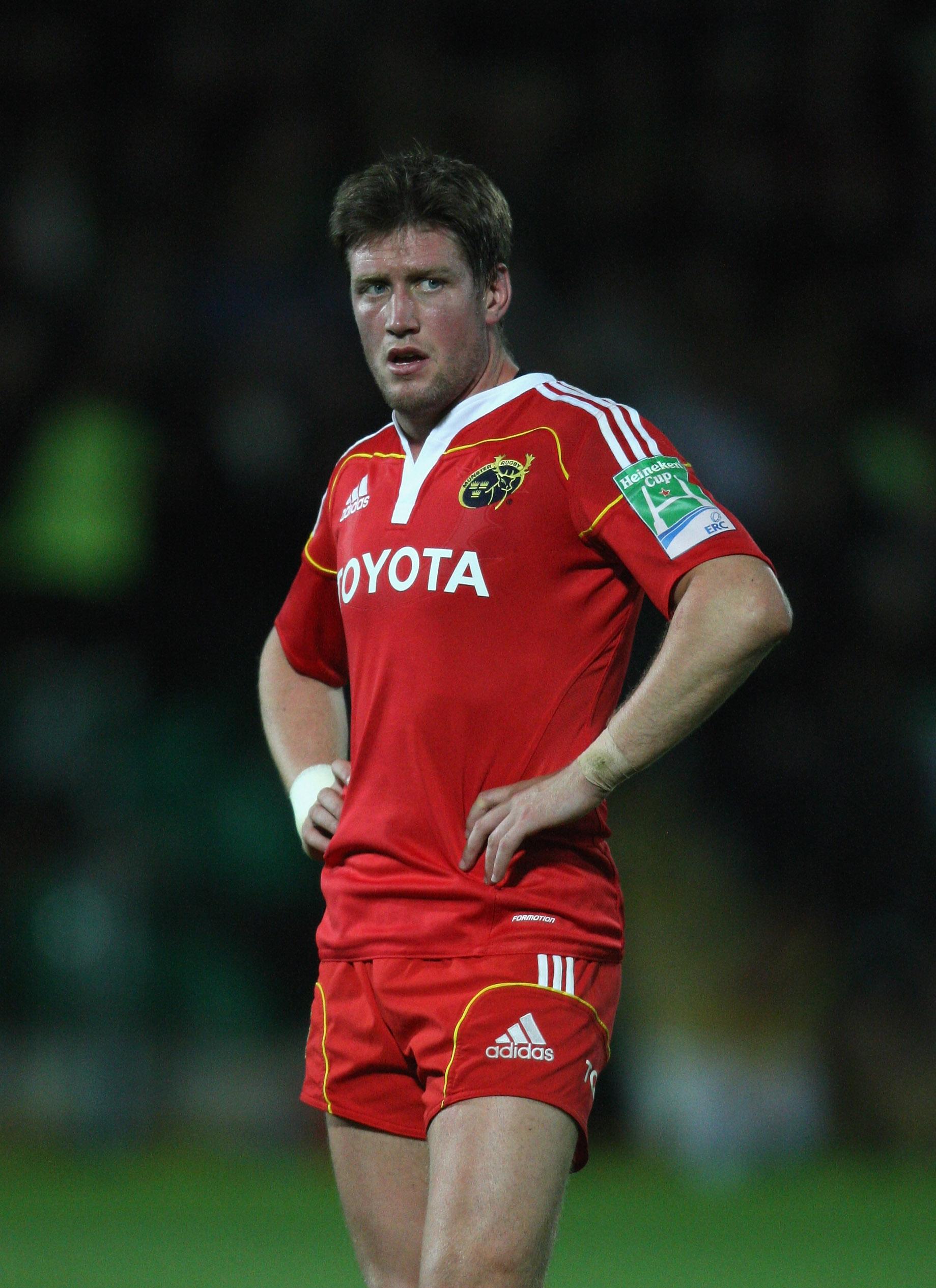 2010 - Ronan O'Gara