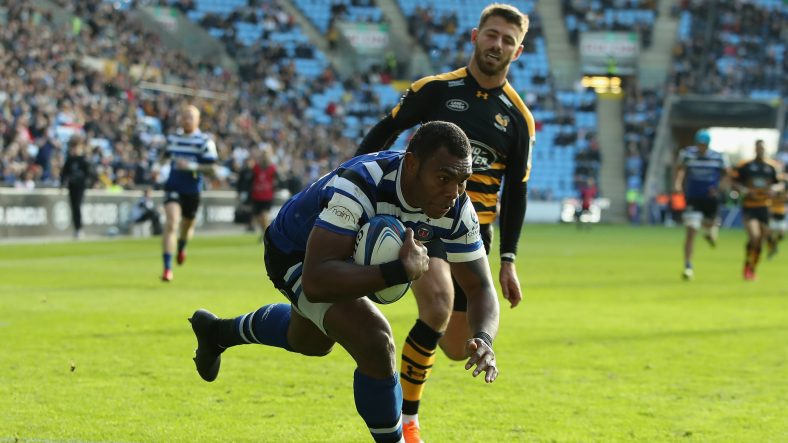 Wasps and Bath play out entertaining 10-try stalemate
