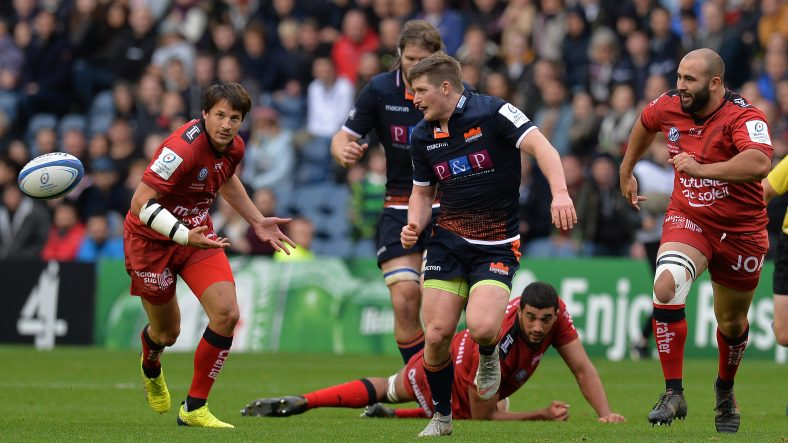 Edinburgh looking for maiden success in Toulon