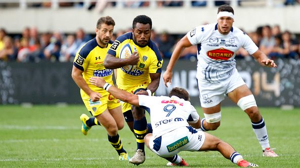 Highlights: ASM Clermont Auvergne v Timisoara Saracens