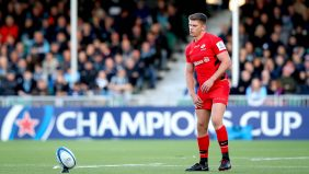 Six Saracens in England XV for World Cup quarter-final