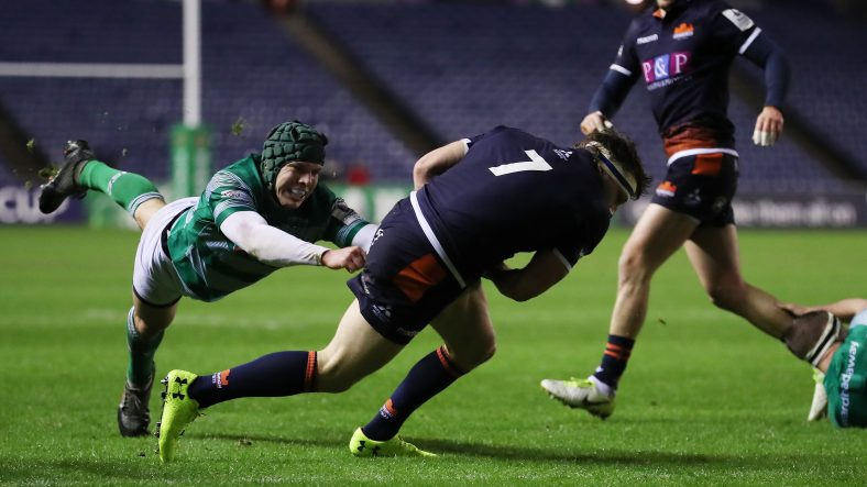 Bonus point win takes Edinburgh to top of European Champions Cup pool